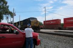 CSX Freight in Blue Island, IL